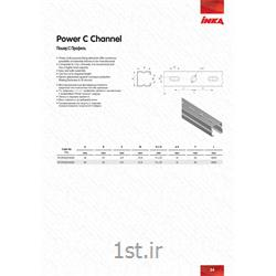 عکس مصالح ساختمانی فلزیپروفیل ساپورت فولاد اینکا 21*35