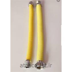 عکس سایر تجهیزات سرمایشی و گرمایشیشلنگ فلکسیل سایز 3/4 اینچ طول 100 سانت
