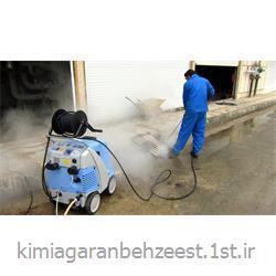 مایع پاک کننده و چربیگیر و شوینده امولسیونی قطعات فلزی / بهزیست 1221