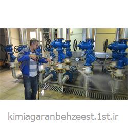 مایع پاک کننده و شوینده صنعتی و چربی گیر پایه آبی ( بهزیست 1227 )