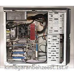 مایع شوینده قطعات الکترونیکی غیر قابل حل در آب ( بهزیست 9000 )