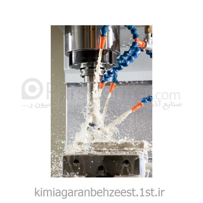 عکس روغنروغن امولسیون شونده (آب صابون) بیولوژیکی برای ماشینکاری انواع آلیاژها
