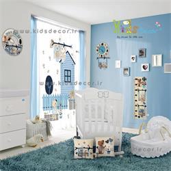 پرده اتاق کودک سنت کلر (کیدزدکور) فرانسوی