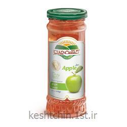 مربای سیب شیشه ای 300 گرمی