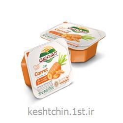 مربا هویج کاپ 100 گرمی کشت چین