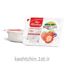 عکس سایر غذاها و نوشیدنی هامربا توت فرنگی تک نفره 25 گرمی