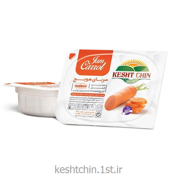 مربای هویج تک نفره 25 گرمی