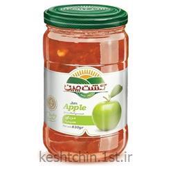 مربای سیب شیشه ای 830 گرمی