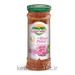 عکس سایر غذاها و نوشیدنی هامربای گل محمدی  شیشه ای 300 گرمی