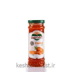 مربای هویج شیشه ای 300 گرمی