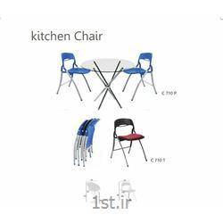 صندلی پلاستیکی تاشو رستورانی مدل c710