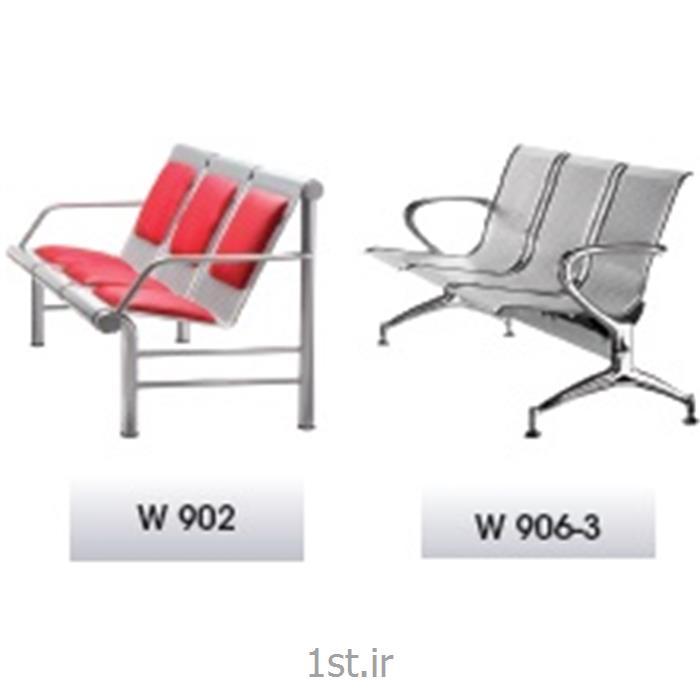عکس صندلی انتظارصندلی انتظار - مدل فرودگاهی اداری