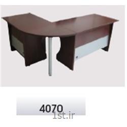 عکس میز اداریمیز کارمندی 4070