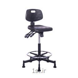 صندلی آزمایشگاهی کارگاهی مدلsl411