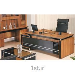 میز مدیریت به همراه قسمت ال و صندوق M2226