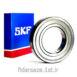 بلبرینگ صنعتی ساخت فرانسه  مارک  اس کا اف به شماره فنی  SKF6301  2Z