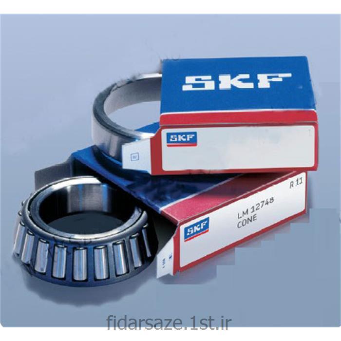 بلبرینگ صنعتی ساخت فرانسه  مارک  اس کا اف به شماره فنی  SKF6208 2Z/C3