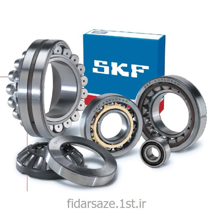 بلبرینگ صنعتی ساخت فرانسه  مارک  اس کا اف به شماره فنی  SKF6008 2RS/C3