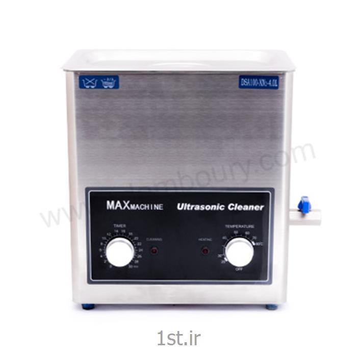عکس سایر دستگاه های پرداخت فلزاتدستگاه التراسونیک 4 لیتری MAX