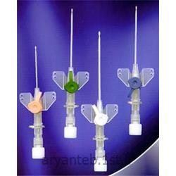 عکس مواد مصرفی پزشکیآنژیوکت آبی هندی