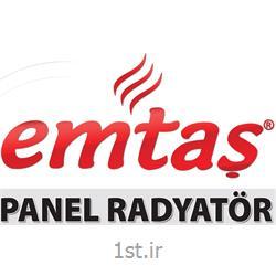 عکس رادیاتور، سیستم گرمایش از کف و قطعاترادیاتور پنلی امتاس ترکیه emtas
