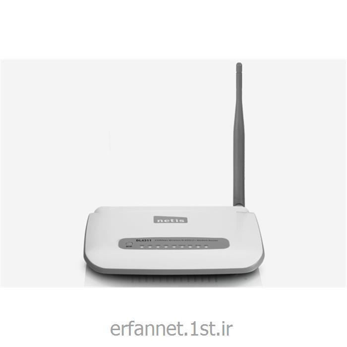 عکس مودممودم اینترنت پر سرعت ADSL برند netis مدل dl4311