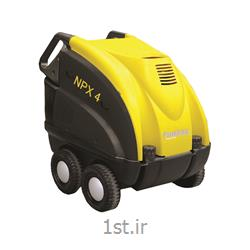 عکس تجهیزات نظافت (تمیز کننده)کارواش صنعتی آبگرم NPX