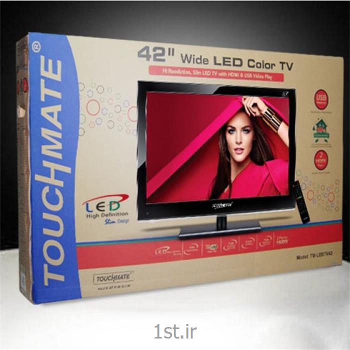 """عکس تلویزیون"""" تلویزیون LED بدنه نازک """"42 """""""