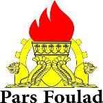 لوگو شرکت پارس فولاد