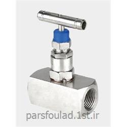 شیر سوزنی استنلس استیل (needle valve)