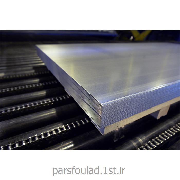 عکس سایر فلزات و محصولات فلزیورق استنلس استیل تیپ 316