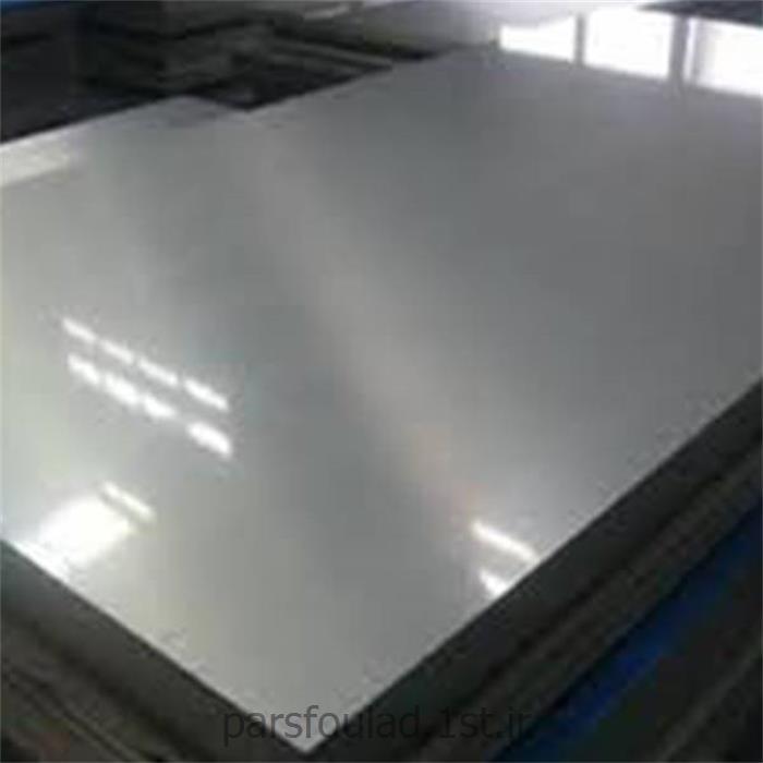 عکس سایر فلزات و محصولات فلزیورق استنلس استیل 309