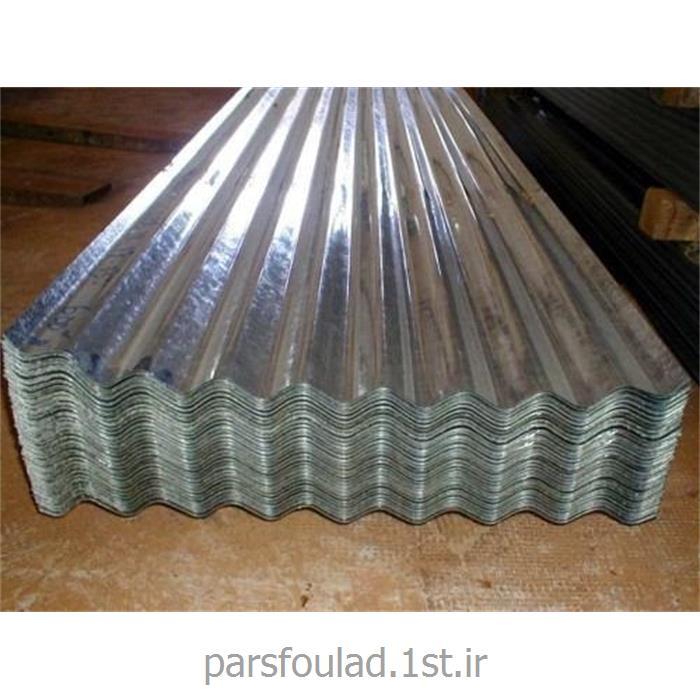 عکس سایر محصولات آهنورق گالوانیزه ذوذنقه ای