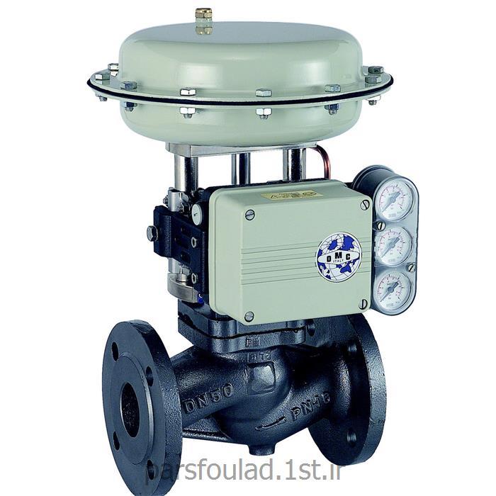 عکس سایر محصولات آهنکنترل ولو پنوماتیک برقی