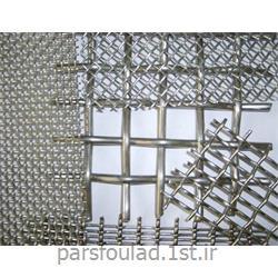 عکس سایر فلزات و محصولات فلزیتوری شبکه مش جوشی