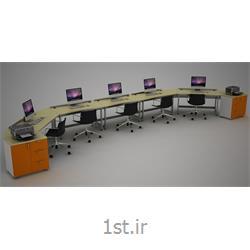 میزبندی اتاق کنترل و مانیتورینگ با طراحی های مختلف