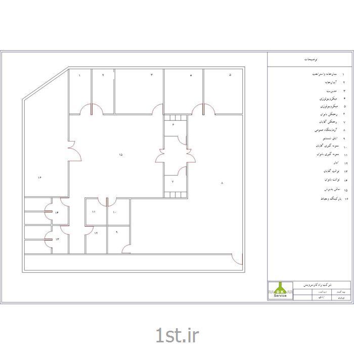 مشاوره و طراحی آزمایشگاه