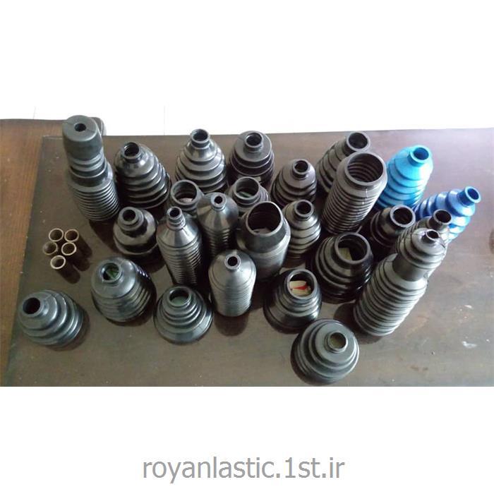 انواع گردگیر لاستیکی آکاردئونی صنعتی