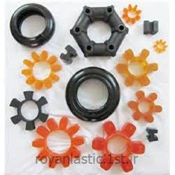 لاستیک کوپلینگ دیسکی لاستیکی منجید دار و فلزدار