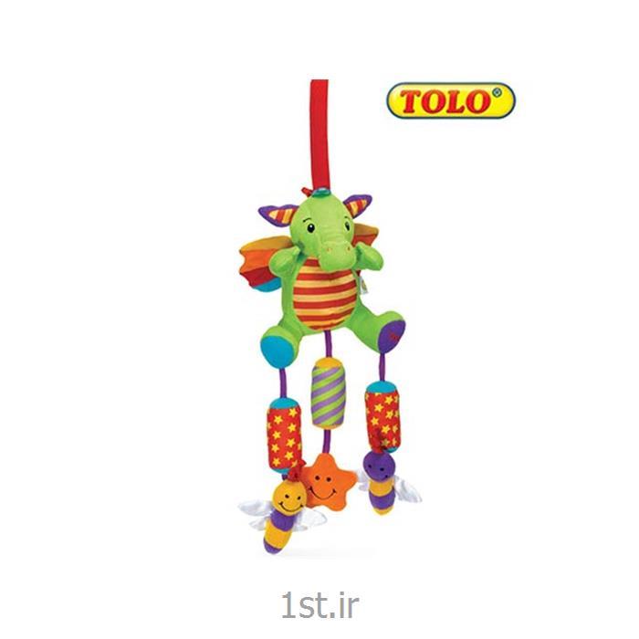 عکس جغجغه بچهجغجغه اژدها تولو Tolo