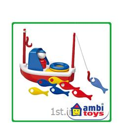 عکس سایر اسباب بازی های بچه قایق ماهیگیری آمبی Ambi