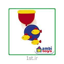 عکس سایر اسباب بازی های بچه آبپاش حمام آمبی Ambi