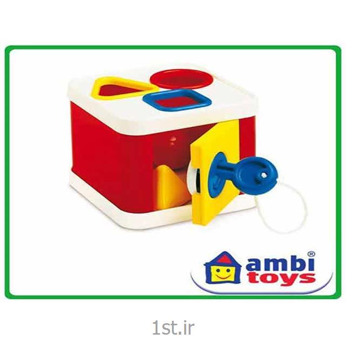 عکس سایر اسباب بازی های بچه مکعب پازلی آمبی Ambi