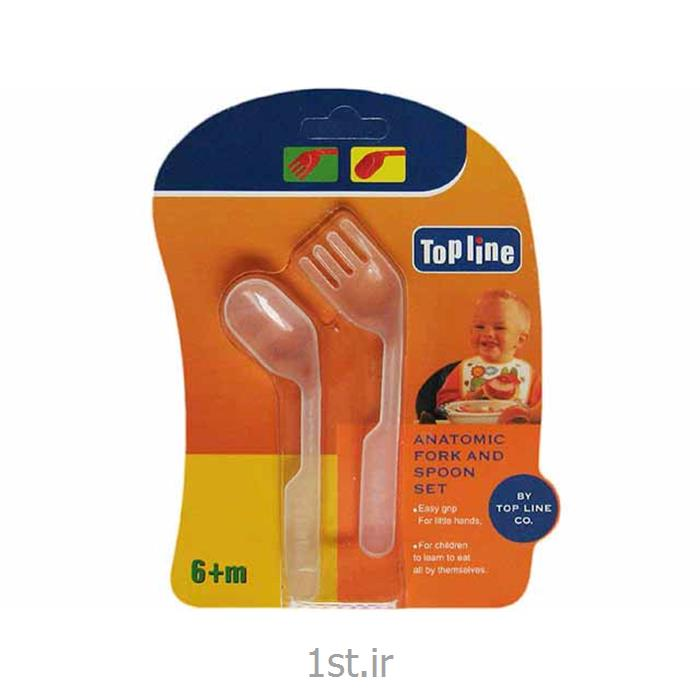 عکس سایر ظروف غذاخوریقاشق چنگال تاپ لاین Top Line