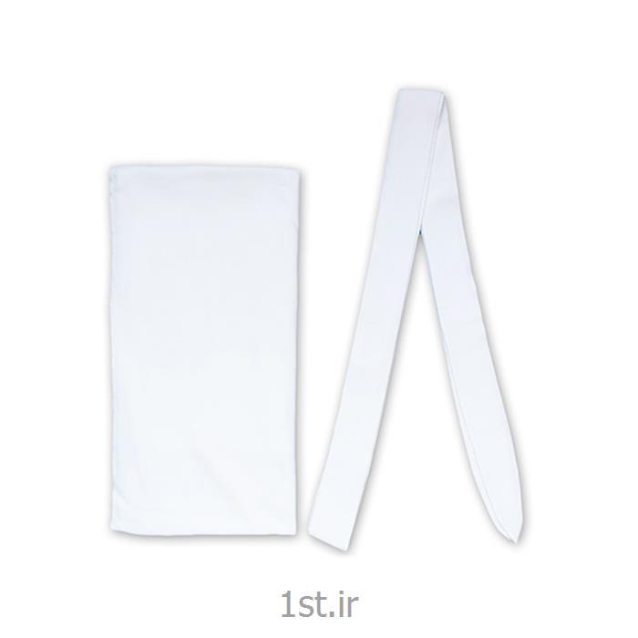 قنداق و بند قنداق سفید ساده تاپ لاین Top Line