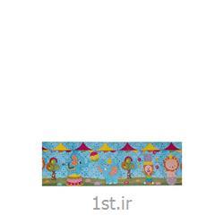 عکس کاغذ دیواری و دیوار پوشباند دور اتاق(مدل فیلو)پارکادو Parkado