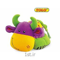 عروسک سوتی گاو تولو Tolo