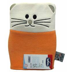 عکس کیسه / لیف (لایه بردار بدن)لیف برس دار گربه تاپ لاین Top Line