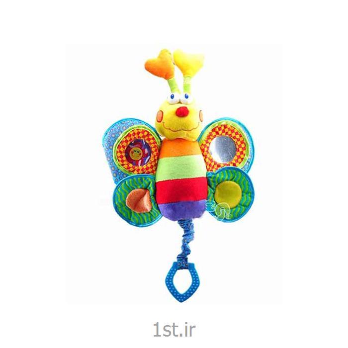 عکس عروسکعروسک پولیشی پروانه جولی بی بی Jollybaby