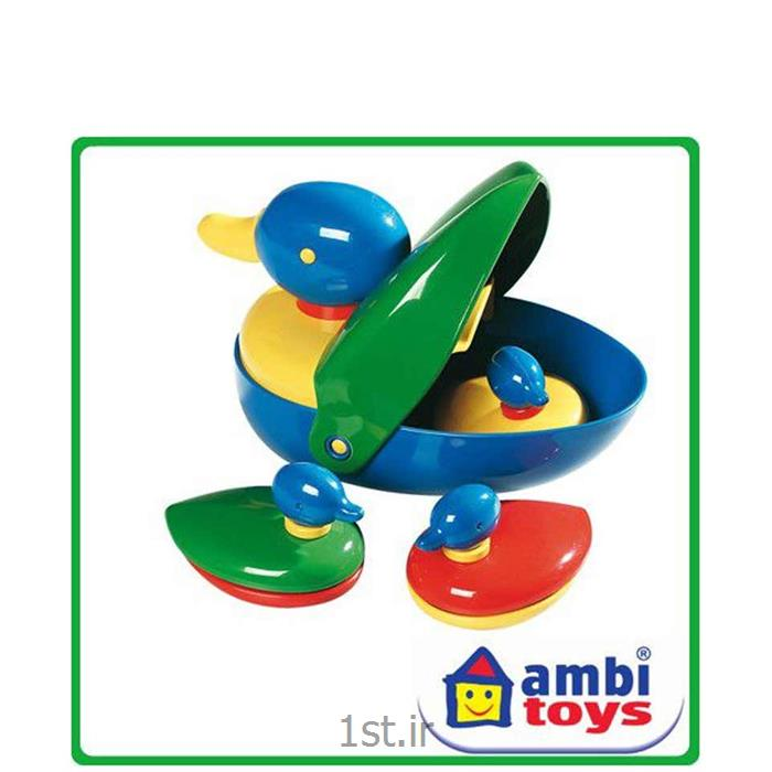 عکس سایر اسباب بازی های بچه اردک فامیلی آمبی Ambi